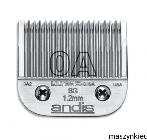 Andis - UltraEdge nr 0A - 1,2 mm